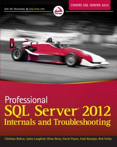 sql 2012 Inter Book